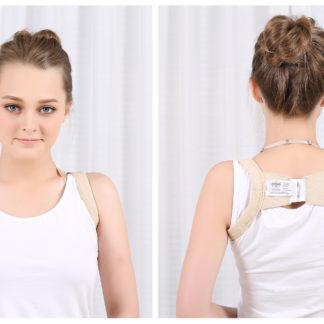 Shoulder Posture Brace – One Size Fits All MB-3050N
