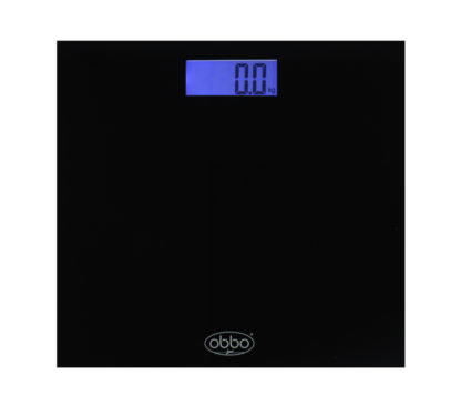 ObboMed Electronic Personal Bathroom Scale