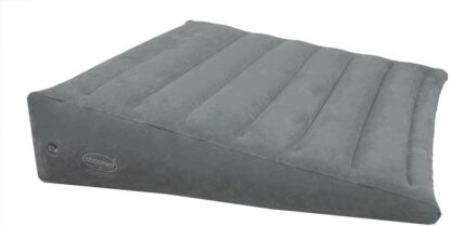 Bed Wedge pillow Air Valve for Easy Inflation/Deflation Heavy Duty Extra Wide