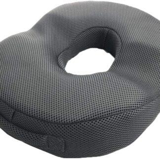 High Density Memory Foam Doughnut Shape Tailbone Seat Cushion for hemorrhoidsTreatment